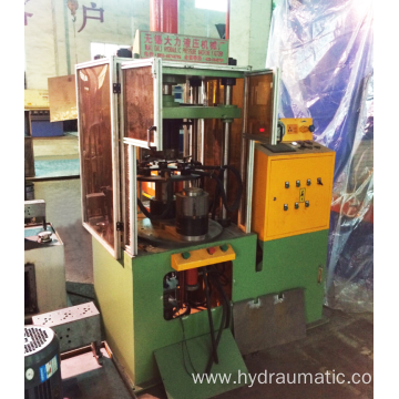 25T Hydraulic Press of Stator Argon Arc Welding