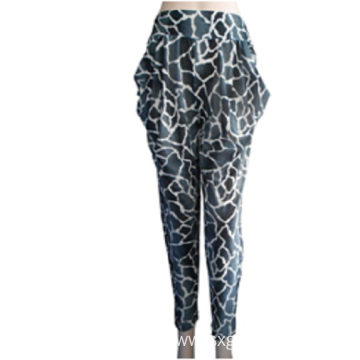 Good quality 95% polyester 5% spandex lady's leggings