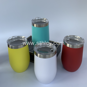 Egg Cup stainless steel wine cup