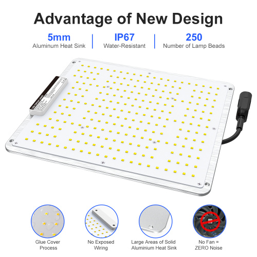 LED Grow Light Custom Full Spectrum 100W
