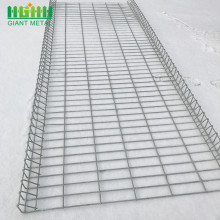 PVC Coated Anti Climb Roll Top Security Fence
