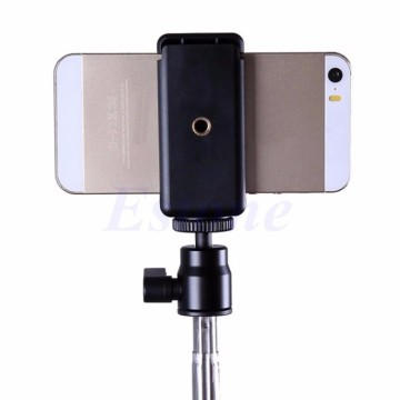 Feamos Tripod Universal Monopod Stand Mount Selfie Clip Bracket Holder For iPhone 6 HTC