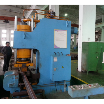 500Tons Servo Hydraulic straightening machine