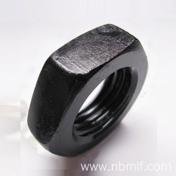 Grade 2 Steel Heavy Wide Hex Nuts