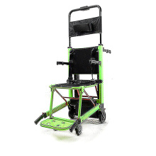 motorized stair climbing hand trolley
