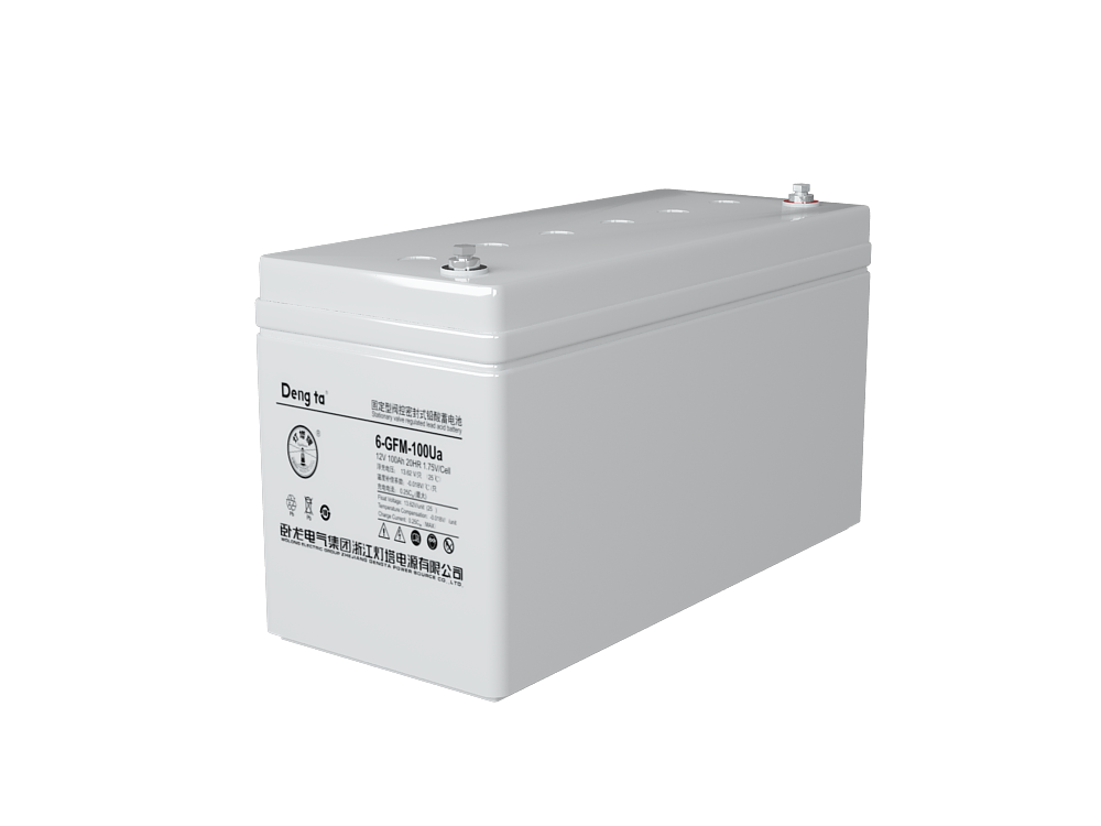 Valve-regulated Sealed Lead Acid Battery (12V100Ah)