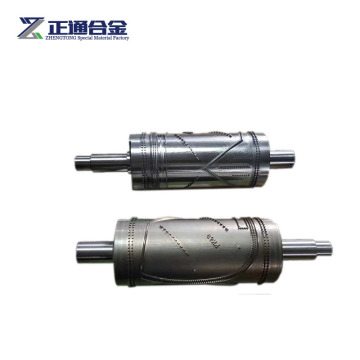 Embossing Cutting Rollers for N95 Mask Making Machine