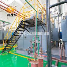 Water Tube Gas Steam Boiler with CE