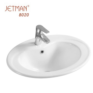 Sanitary Ware China Table Top Basin Support For Bathroom Sink
