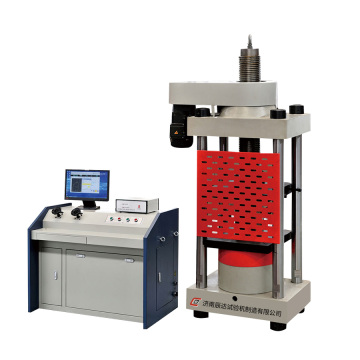 3000 KN Concrete Elasticity Modules Test Machine