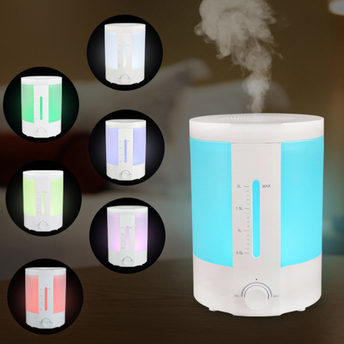 Kids Room Essential Oil Diffuser Cool Mist Humidifier