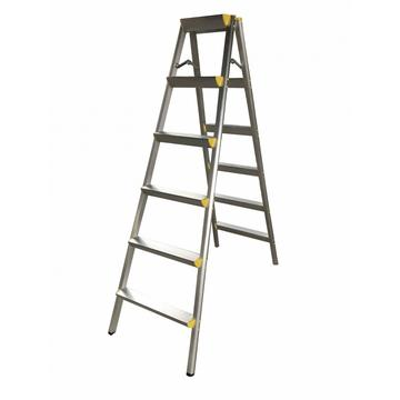 Daily used aluminum ladders