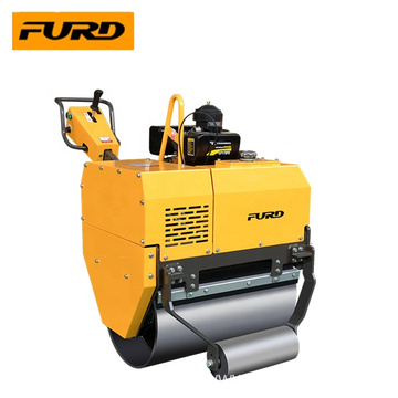 Small Road Roller Vibratory Compactor Hand Asphalt Roller