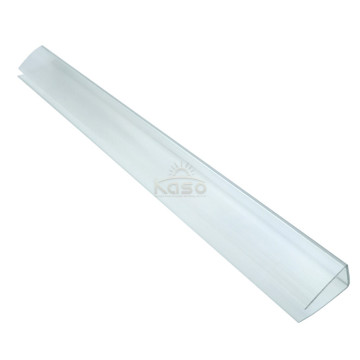 Plastic H Profile Aluminium Polycarbonate Sheet Accessory