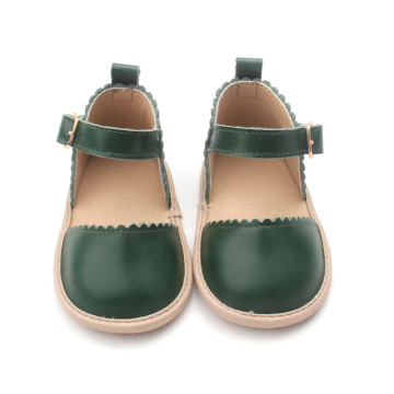Pine Green Baby Dress Shoes Summer Baby Sandals
