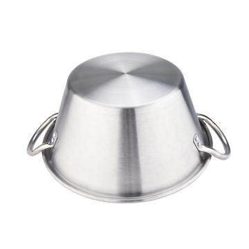 17Quart Heavy Duty Stainless Steel Large Cazo Comal