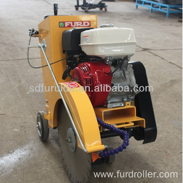 FQG-500 gasoline engine walk behind concrete cutting machine