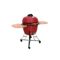 Kitchenware Charcoal BBQ Grill Ceramic Kamado