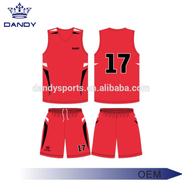 Quick dri basketball jerseys