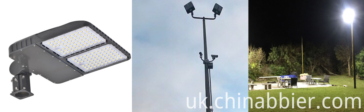 Commercial Led Parking Lot Lights