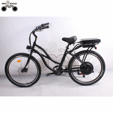 48v 10.4ah women's city electric bike for sale