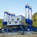 Durable fully automatic stationary concrete batching plant