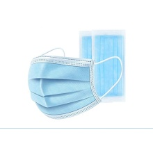 Disposable 3ply Safety Anti-Virus in Stock Face Mask