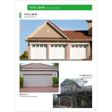 Akpanaka Aluminom Alloy Residential Sectional Garage Door