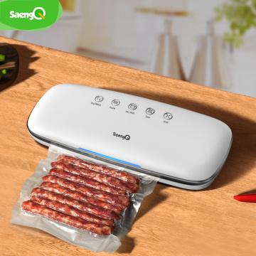 saengQ Food Vacuum Sealer Machine Sous Vide Vacuum Sealer For Food Storage Food Packer Vacuum Bags for Vacuum Packaging