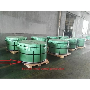 tinplate coils package ready for ship
