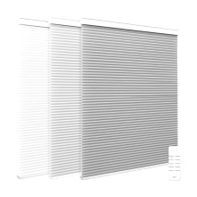 Electric Light Blocking Window Honeycomb Cellular Blind