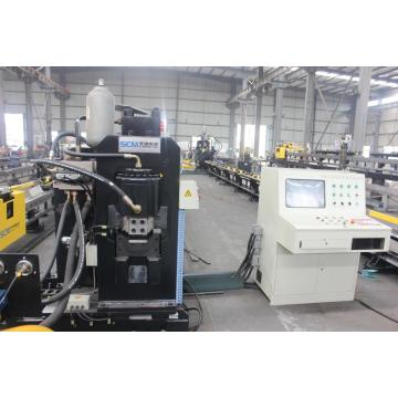 Hydraulic Flat Bar Punching Marking & Shearing Machine