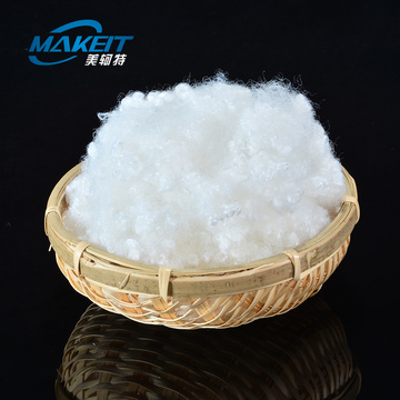 Regenerated 0.9 D Solid Polyester Staple Fiber