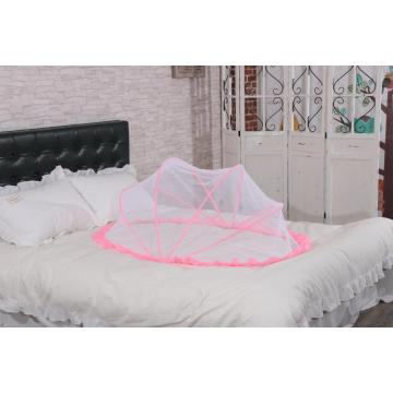 Portable Baby Travel Bed with Mosquito Net