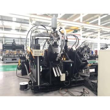 High Precision CNC Punching Machine for Angles