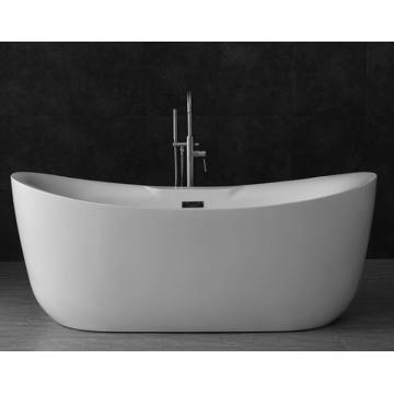 Indoor Soaking Acrylic Freestanding Bathtubs