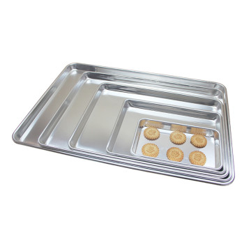 1/4 Size Aluminum Alloy Sheet Pan
