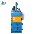Waste cardboard press machine compactor machine baling machine
