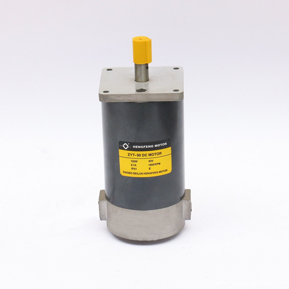 High Torque 24V 70W 80mm DC Motor