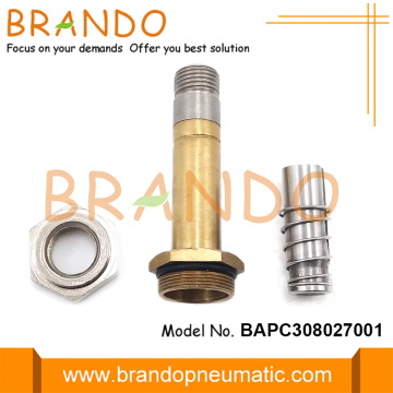 8mm OD Brass Guide Tube S8 Solenoid Armature