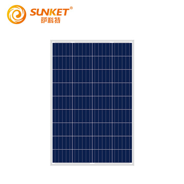 100W Ploy solar panel 5v with lowe price