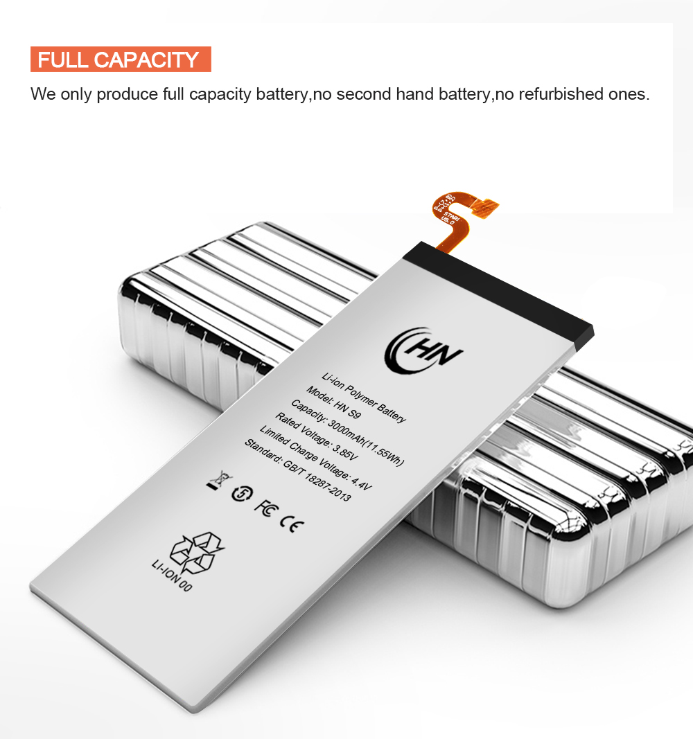 S9 Replacement Battery