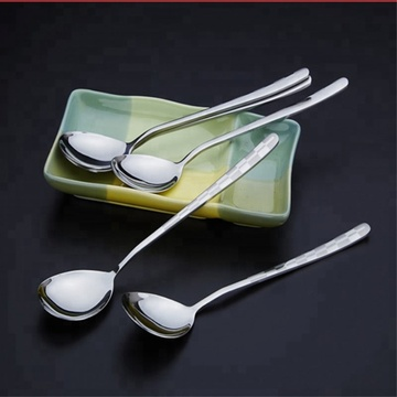 Korean Mirror Polish Stainless Steel Spoon