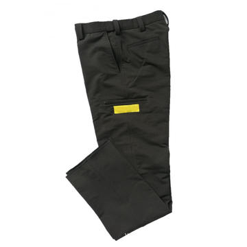 Men's sport pants with zippers suit pants