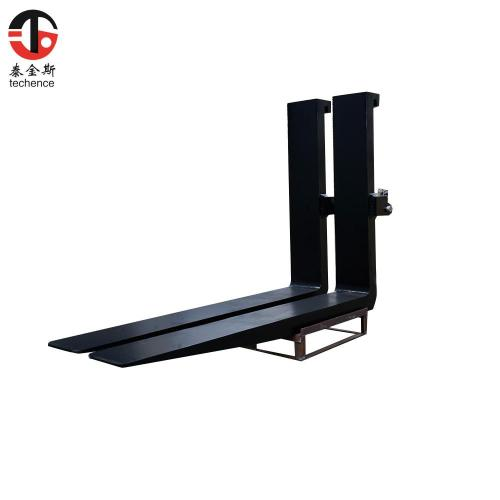 hook type forklift attachment for forklift lifter