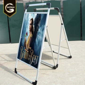 Custom Signage Display A board Pavement Signs