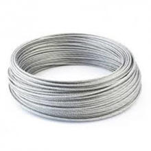 316 Stainless Steel Wire Rope 1570n/mm2 7X19 12mm