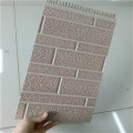 Structural composite sandwich insulation panels