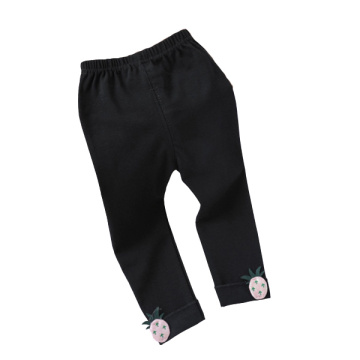 Girls Hot Selling Pretty Cotton Sports Pants