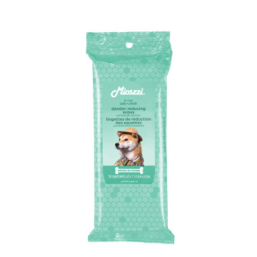 Cat Bath Wipes for Grooming Deodorizing